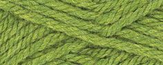 Create quick and easy #knitting projects with Wool-Ease Chunky Yarn - Grass.  Only $6.12 per skein.