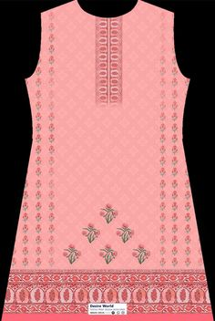 Indian Salwar Suit, Salwar Suits, Bell Design, Retro Design, Cute Kids, Kurti, Pattern Design, Digital Prints, Mens Tops