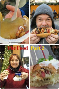How could I write about food in Europe without mentioning the delights on offer at the Christmas Markets?  Sure it's not a year round option but from late November through to the New Year a whole new world of amazing options open up to the hungry, and thirsty, traveler.