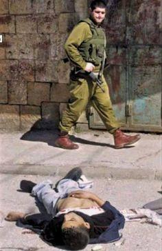 FREE PALESTINE - ISRAEL TERRORIST