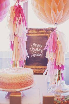 Pajama party 1st birthday | Raquel Bianca | 100 Layer Cakelet
