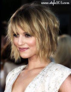 Mejores estilos de peinados media/corta melena