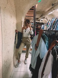 Calça Cargo Armani Shop Now, Shopping, Online Thrift Store