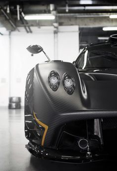 Still one of the most outrageous vehicles ever. Pagani Zonda R pictured here. An incredible car. Definitely a head turner. Not even street legal because of the noise. Oh, the noise. $500,000