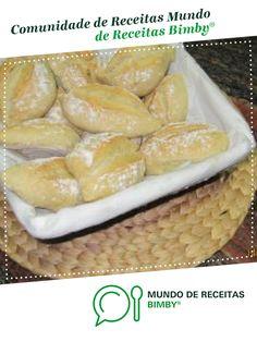 Carcaças de Conceição Marins. Receita Bimby<sup>®</sup> na categoria Massas lêvedas do www.mundodereceitasbimby.com.pt, A Comunidade de Receitas Bimby<sup>®</sup>.