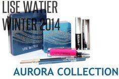 Lise Watier Aurora Winter 2014 Collection - Review, Swatches & Photos - Beautetude