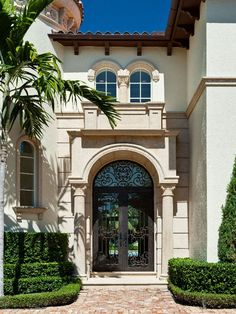 Thanks Addison Mizner for your contribution to Palm Beach architecture!