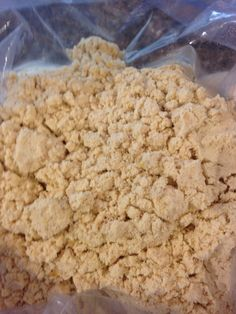 Homemade baking blend ( this makes about the same as one bag of THM baking blend) 2 cups Oat fiber 1 cup + 3 TBSP coconut flour 1 cup Collagen Peptides 3/4 cup + 2 tsp golden flax seed meal ( if you have whole, grind half that amount of whole and you get the right amount of meal) 6 TBSP + 1 tsp Blanched Almond flour 3 TBSP + 1/2 tsp Glucomannan powder