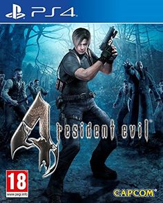 awesome Resident Evil 4 HD