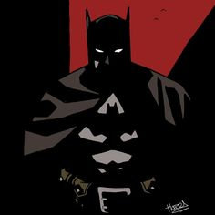 another batman drawing :D #batman #drawing