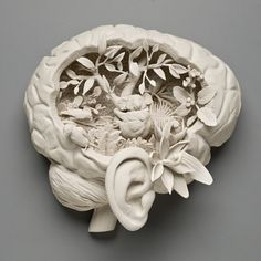 Kate MacDowell – Porcelain Sculptures