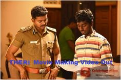 Vijay Theri Movie Making Video Released