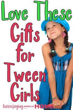 best gifts for tween girls ever