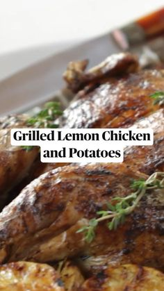 Healthy Chicken Recipes, Meat Recipes, Healthy Dinner Recipes, Indian Food Recipes, Cooking Recipes, Easter Dinner Recipes, Salmon Recipes, Irish Recipes, Grilled Lemon Chicken