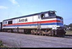 RailPictures.Net Photo: AMT 714 Amtrak GE P30CH at Charleston, South Carolina by TC Caughman