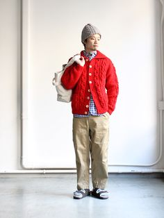 Engineered Garments, White Backdrop, Winter Is Coming, Casual Looks, Winter Jackets, Husband, Classic, Room, How To Wear