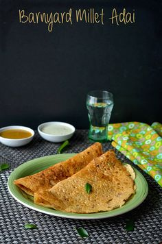 For the day 2 of Blogging Marathon#49 under Indian bread basket theme I am sharing an instant dosa/adai with millet.  As dosa is also co...
