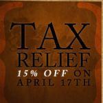 P.F. Changs 15% Off Tax Day, Saving Money, Save My Money, Money Savers, Frugal