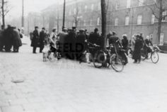 February 25, 1941. February strike in the Sarphatistraat in Amsterdam in response to the arrest and deportation of 425 jewish citizens. The strike completely surprised the German occupier, but they were able to restore order within 2 days. Four strikers were executed, 22 captured, 70 were laid off and the city of Amsterdam was fined 15 million guilders. #amsterdam #worldwar2 #1941 #Sarphatistraat
