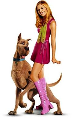 Linda Cardellini and Freddie Prinze Jr. in Scooby-Doo Fred Scooby Doo Costume, Scooby Doo Halloween Costumes, Couple Halloween Costumes For Adults, Creative Halloween Costumes, Halloween Kostüm, Halloween Outfits, Costumes For Women, Halloween Inspo, Fred And Daphne Costume