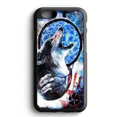 Wolf And Nebula iPhone 7 Case