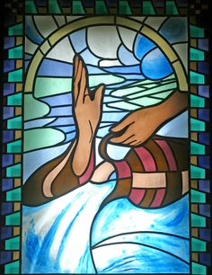 Born again of the water #educationinchristiancounseling