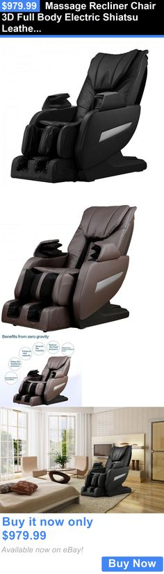 Massagers Massage Recliner Chair 3D Full Body Electric Shiatsu Leather Heat Therapy Foot BUY IT & Electric Massage Chairs: Zero Gravity Electric Massage Chair Tv ... islam-shia.org