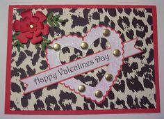 Valentines Day Card - Scrapbook.com
