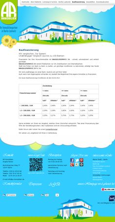 #Baufinanzierung, bankenunabhängig, http://www.ar-immobilien.de/baufinanzierung.html