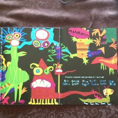 If you're a monster and you know it by Rebecca and Ed Emberley