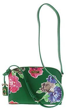 Women's Shoulder Bags - Kate Spade Brightwater Drive Hanna Crossbody Shoulder Bag Spgrnbloom >>> Click image for more details.