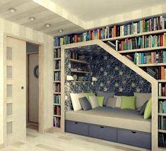 Unusual Bookshelves and Unique #unusual #unique #unusualbookshelf #uniquebookshelves