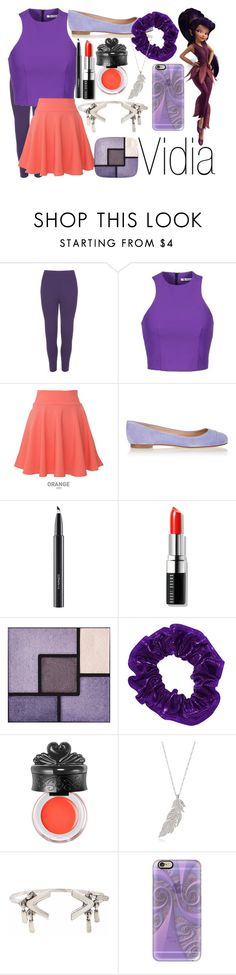 """Vidia~ DisneyBound"" by basic-disney ❤ liked on Polyvore featuring Disney, WearAll, T By Alexander Wang, QNIGIRLS, Sergio Rossi, MAC Cosmetics, Bobbi Brown Cosmetics, Yves Saint Laurent, Anna Sui and Stone Paris"