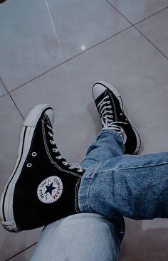 Converse All Star, Converse Chuck Taylor High, Converse High, High Top Sneakers, Chuck Taylors High Top, High Tops, Guys, Stars, Model