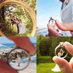 Интересные позы для свадебной фотосессии