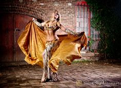 Photograph Erin G - Belly Dancer, Cosplayer, Etc by Trent Chau on 500px