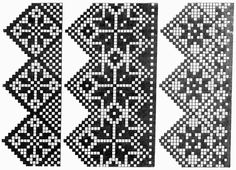 Mustrilaegas: CC Fileetehnika / Crochet filet