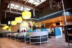 Snooze - a great place for breakfast in San Diego