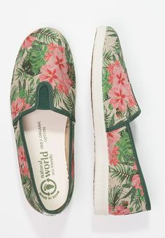 6b436b347150 bestil Natural World CAMPING - Loafers - botella til kr 299