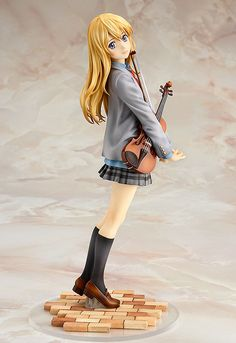 Your Lie in April statuette 1/8 Kaori Miyazono Good Smile Company