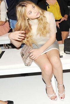 Hot Chloe Grace Moretz Legs | Chloe Moretz Hot Wallpapers
