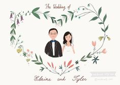 Wedding invite and RSVP on Behance