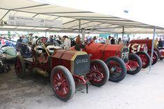 Du 24 au 26 juin se tenait le Festival of Speed de Goodwood. Plusieurs…