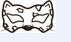 Printable Cheetah Mask