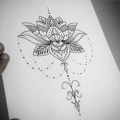 tatuagem de mandala feminina significado - Pesquisa Google