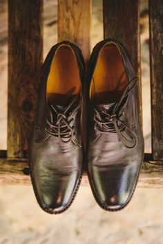 Groom - Shoes by johnvarvatos.com, Photography by michealbphoto.com