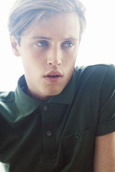 Male Model Otaku: Jake Cooper: Fiasco Online Exclusive Editorial - Just Jake