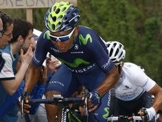 Vuelta al Pais Vasco stage five gallery  Nairo Quintana dropped time on the climb