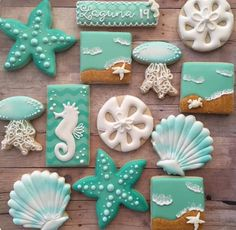 Awesome cookies made by sweettalkbakeshoppe