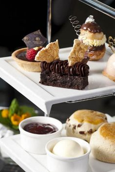 Afternoon Tea at City Cafe Manchester - £16.95 - AfternoonTea.co.uk